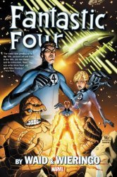 Marvel Comics's Fantastic Four: By Mark Waid & Mike Wieringo - Omnibus Hard Cover # 1