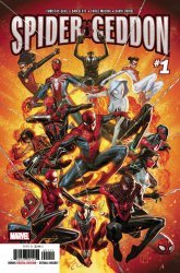 Marvel Comics's Spider-Geddon Issue # 1