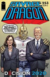 Image Comics's Savage Dragon Issue # 253b