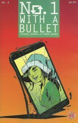 Image Comics's No. 1 With A Bullet Issue # 2
