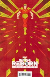 Marvel Comics's Heroes Reborn Issue # 2e