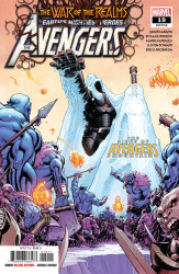 Marvel Comics's The Avengers Issue # 19