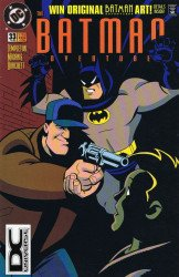 DC Comics's Batman Adventures Issue # 33b