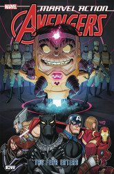 IDW Publishing's Marvel Action: Avengers TPB # 3