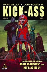 Icon's Kick-Ass Issue # 6