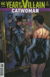 DC Comics's Catwoman Issue # 17