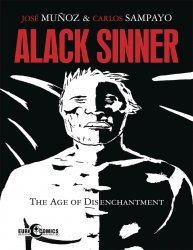 IDW Publishing's Alack Sinner: The Age of Disenchantment TPB # 1