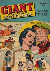 United Features Syndicate's Giant Comics Editions Issue # 1