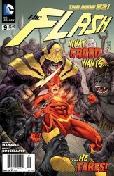 DC Comics's The Flash Issue # 9