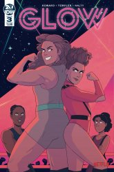 IDW Publishing's Glow Issue # 3