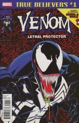 Marvel Comics's True Believers: Venom: Lethal Protector Issue # 1