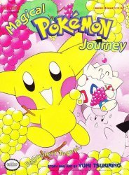 Viz Media's Magical Pokemon Journey Issue # 2