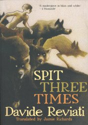 Seven Stories Press 's Spit Three Times Hard Cover # 1