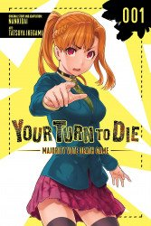 Yen Press's Your Turn to Die: Majority Vote Death Game Soft Cover # 1