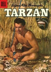 Dell Publishing Co.'s Tarzan Issue # 89b
