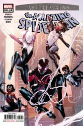 Marvel Comics's Amazing Spider-Man Issue # 50.LR