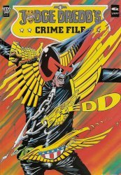 S.Q.P. Inc.'s Judge Dredd's Crime File Issue # 4