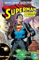 DC Comics's Superman: Secret Origin TPB # 1-2nd print