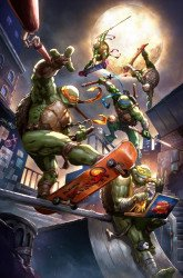 IDW Publishing's Teenage Mutant Ninja Turtles Issue # 103big time