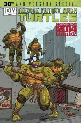 IDW Publishing's Teenage Mutant Ninja Turtles: 30th Anniversary Special Issue # 1sdcc-a
