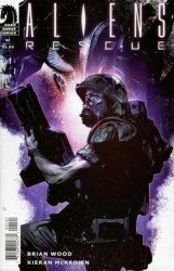 Dark Horse Comics's Aliens: Rescue Issue # 1b