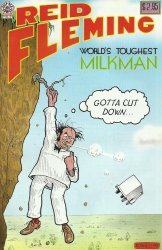 Deep Sea Comics's Reid Fleming, World's Toughest Milkman Issue # 9