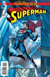 DC Comics's Superman: Futures End Issue # 1