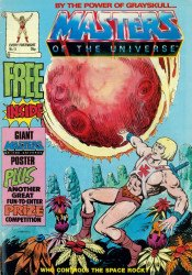 London Editions Magazines's Masters of the Universe Issue # 13