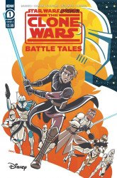 IDW Publishing's Star Wars Adventures: Clone Wars Issue # 1