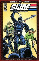 IDW Publishing's G.I. Joe: A Real American Hero Issue # 275ri-b