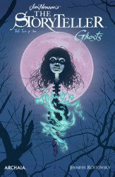Archaia Studios Press's Jim Henson's Storyteller Ghosts Issue # 2