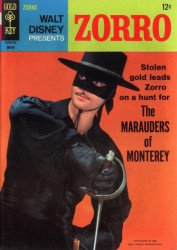 Gold Key's Zorro Issue # 5b