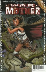 Valiant Entertainment's War Mother Issue # 3b