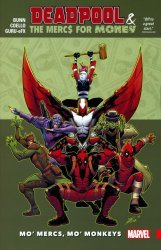 Marvel Comics's Deadpool and the Mercs for Money TPB # 1