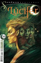 Vertigo's Lucifer Issue # 10
