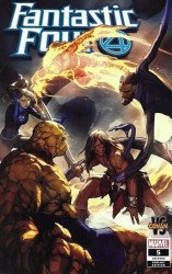 Marvel Comics's Fantastic Four Issue # 5m