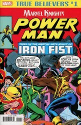 Marvel Comics's True Believers: Marvel Knights 20th Anniversary - Power Man And Iron Fist  Issue # 1