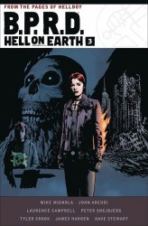 Dark Horse Comics's B.P.R.D.: Hell on Earth Hard Cover # 3