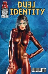 Red Giant Entertainment's Duel Identity Issue # 1b