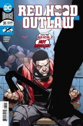 DC Comics's Red Hood and the Outlaws Issue # 30
