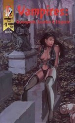 Angel Books's Vampires: Graveyards, Leather and Lingerie Soft Cover # 1