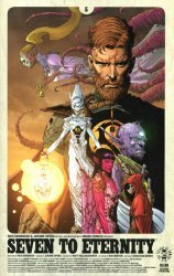 Image Comics's Seven to Eternity Issue # 5e
