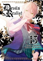 Seven Seas Entertainment's Devils and Realist Soft Cover # 15