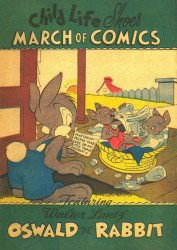 Western Printing Co.'s March of Comics Issue # 38b