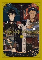 Yen Press's The Mortal Instruments Soft Cover # 3