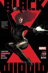 Marvel Comics's Black Widow TPB # 1