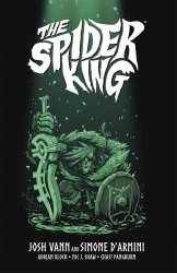 IDW Publishing's The Spider King TPB # 1