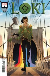 Marvel Comics's Loki Issue # 1