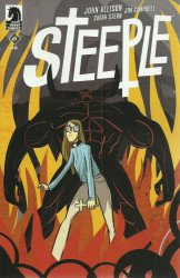 Dark Horse Comics's Steeple Issue # 5