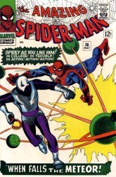 Marvel Comics's The Amazing Spider-Man Issue # 36